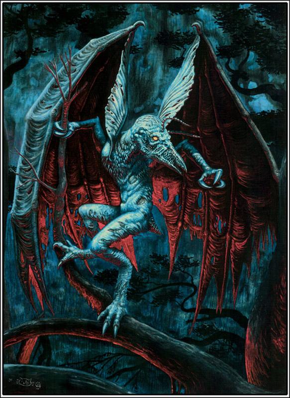 Los Dioses de Lovecraft  y sus criaturas Byak1